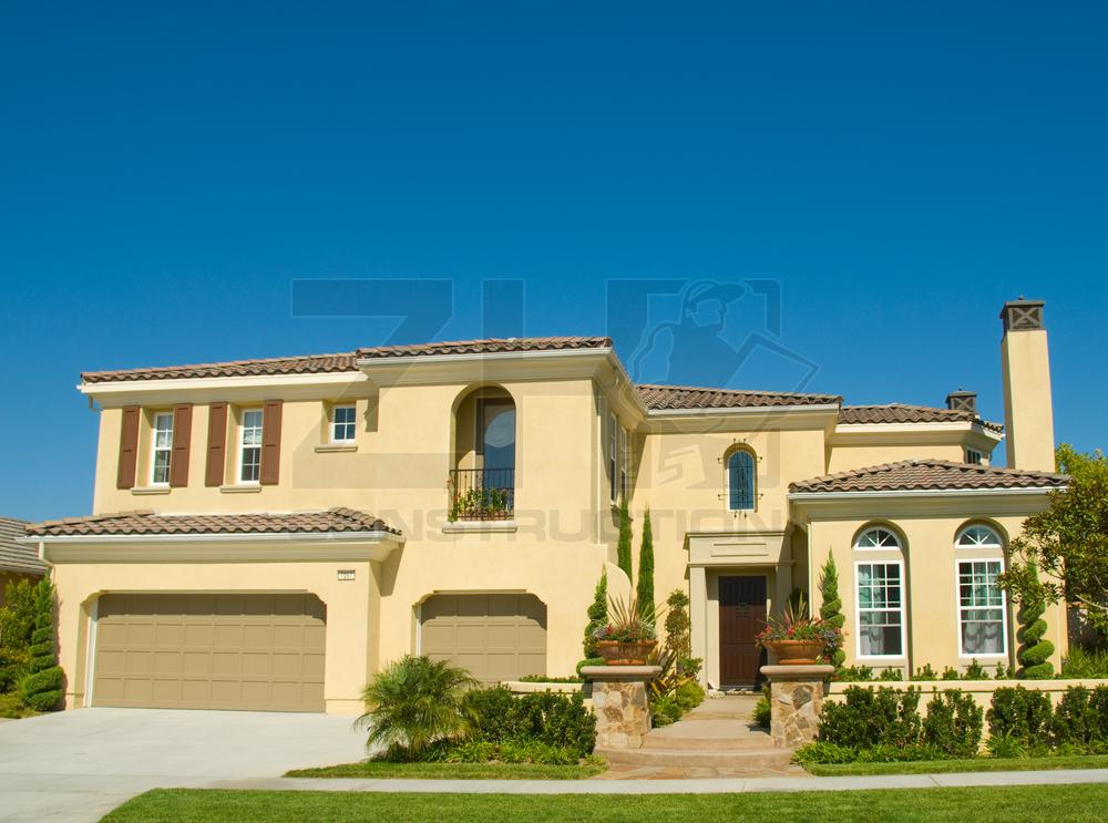 New Home Construction Los Angeles General Contractors