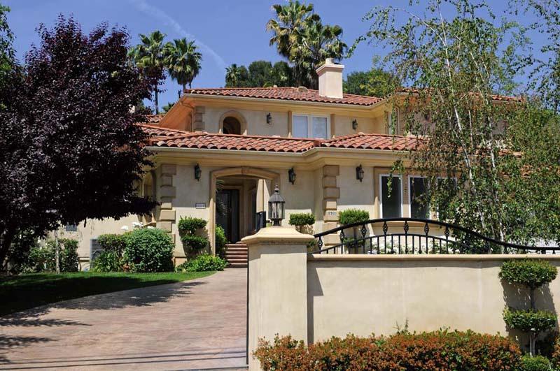 Los Angeles Custom Home Builders New